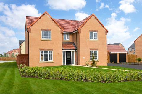 4 bedroom detached house for sale - The Ransford - Plot 105 at Trinity Fields, Trinity Fields, York Road HG5