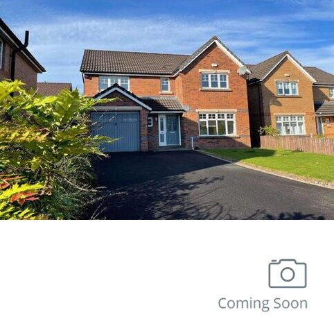 4 bedroom detached house to rent - Brailsford Crescent, Kilmarnock