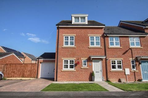 3 bedroom semi-detached house for sale - Lismore Gardens, Thornaby