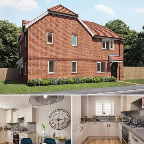 2 bedroom semi-detached house for sale - Plot 62, The Cartwright at Sayers Meadow, London Road, Sayers Common, West Sussex BN6