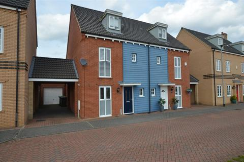 3 bedroom semi-detached house for sale - Costessey, NR8