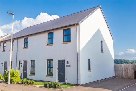 2 bedroom end of terrace house for sale - Tarka Way, Crediton