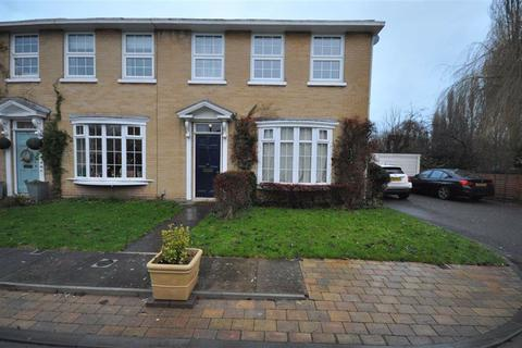 3 bedroom end of terrace house to rent - Millhouse Drive, Leamington Spa