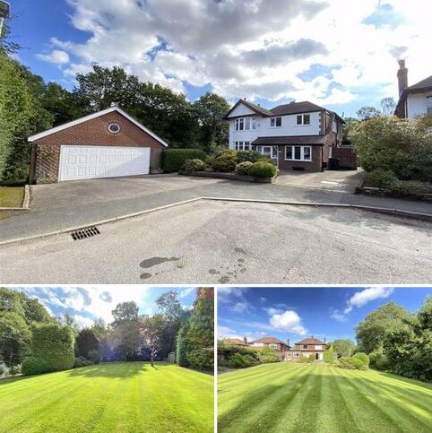 4 bedroom detached house for sale - Hill Top Avenue, Wilmslow