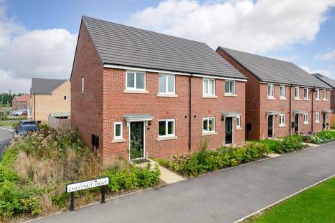 3 bedroom semi-detached house for sale - Chestnut Drive, Boroughbridge