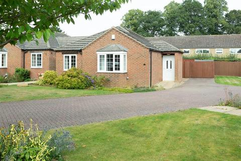 2 bedroom semi-detached bungalow for sale - Farleigh Court, Uppingham, Oakham
