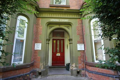 1 bedroom detached house to rent - 1 Spring Court 83 - 85 Waterloo Crescent Nottingham