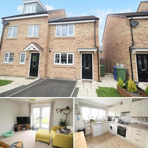 2 bedroom semi-detached house for sale - Rochester Place, Dinnington, Newcastle Upon Tyne