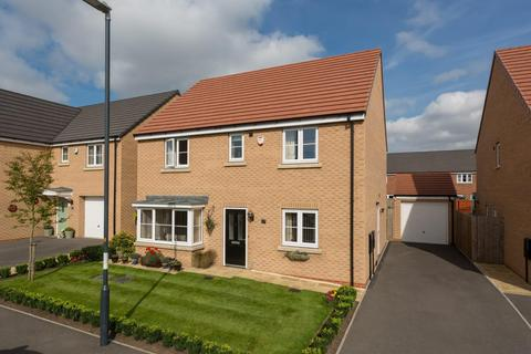 4 bedroom detached house for sale - Kestrel Garth, Brayton, Selby