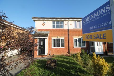 2 bedroom semi-detached house for sale - 6 Harbottle Close Ingleby Barwick