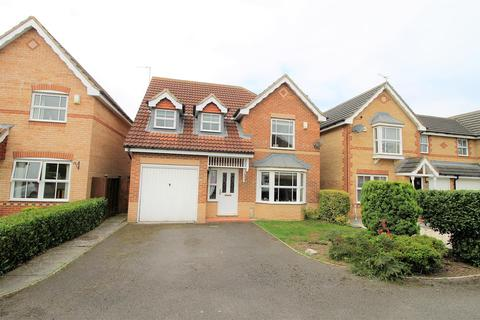4 bedroom detached house for sale - Garmon Close, Ingleby Barwick
