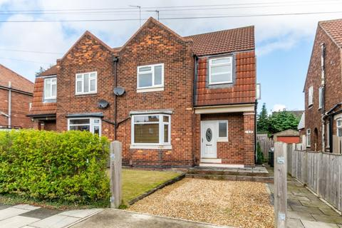3 bedroom semi-detached house for sale - Brompton Road, Clifton, York