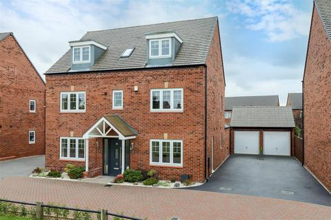 5 bedroom detached house for sale - Mill Hill Wood Way, Ibstock