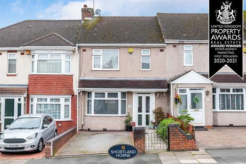 3 bedroom terraced house for sale - Lord Lytton Avenue, Poets Corner, Coventry, CV2 5JW