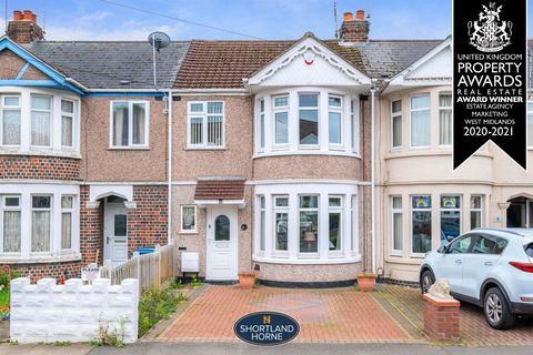 3 bedroom terraced house for sale - Ravensdale Road, Poets Corner, Coventry, CV2 5GQ