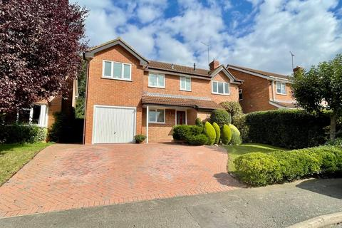4 bedroom detached house for sale - Icknield Drive, West Hunsbury, Northampton, NN4