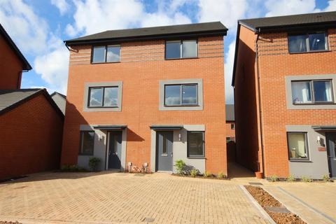 4 bedroom townhouse to rent - Elmores Well Avenue, Tithebarn, Exeter