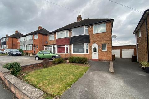 3 bedroom semi-detached house to rent - Chapel Fields Road, Olton, Solihull, B92 7RX