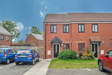2 bedroom end of terrace house for sale - Granada Way, Leamington Spa