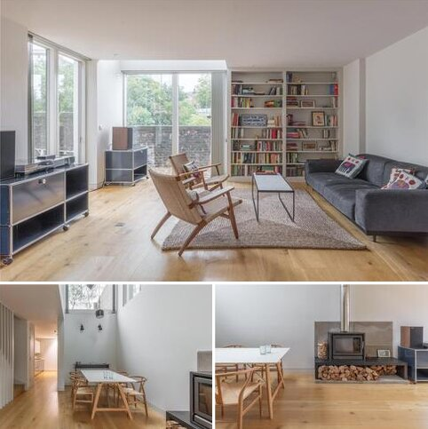 3 bedroom end of terrace house for sale - King Henrys Road, Primrose Hill, London, NW3