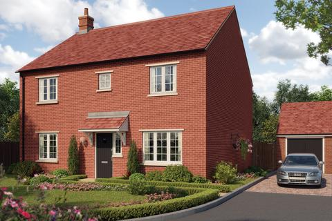 4 bedroom detached house for sale - Plot 377, The Sandy at Hanwell View, Southam Road, Banbury OX16
