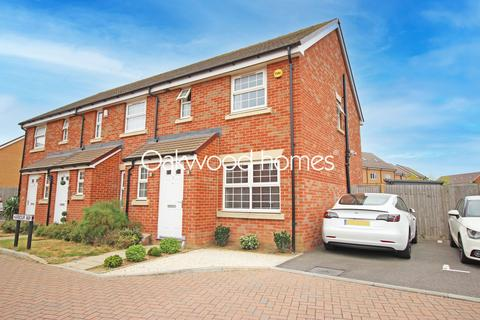 3 bedroom end of terrace house for sale - Harbour Way, Westwood, Margate