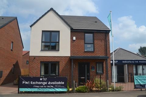4 bedroom house for sale - Plot 045, The Hareford at The Paddocks, Wilmot Drive, off Milehouse Lane ST5