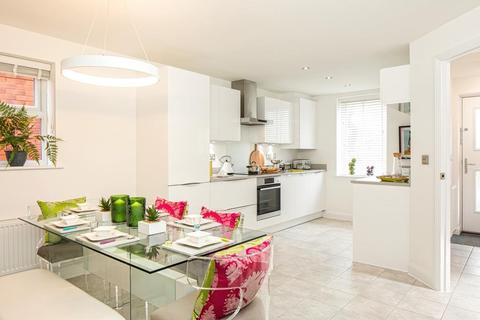 3 bedroom semi-detached house for sale - Plot 99, Ashurst Special at Nerrols Grange, Stoney Furlong, Taunton, TAUNTON TA2