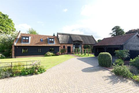 4 bedroom barn for sale - The Old Riding Stables, 23 Lower St, Salhouse, Norfolk, NR13