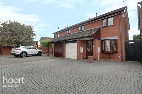 3 bedroom semi-detached house for sale - Madeira Croft, COVENTRY