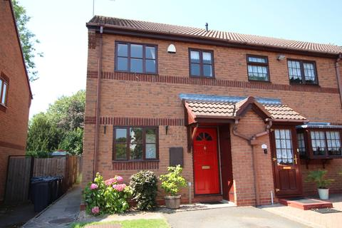 2 bedroom townhouse to rent - 8 Lennox Grove, Wylde Green