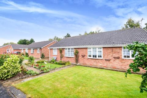 2 bedroom bungalow for sale - Malbys Grove, Copmanthorpe, York, North Yorkshire