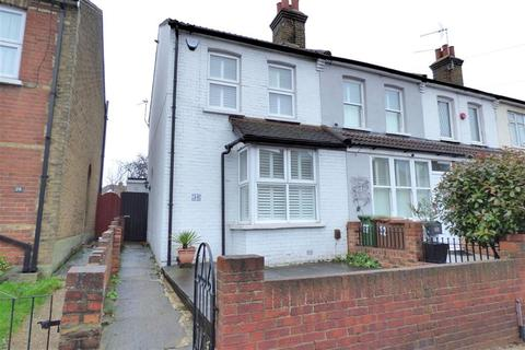2 bedroom end of terrace house to rent - Bourne Road , Bexley, Kent