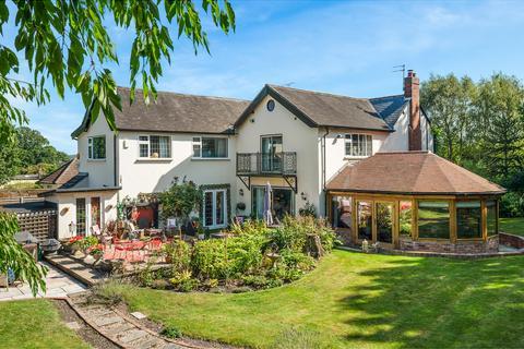 5 bedroom detached house for sale - Loughborough Road, Coleorton, LE67
