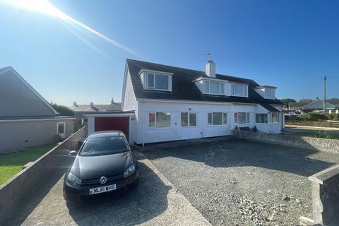 3 bedroom semi-detached house for sale - Penbodeistedd, Amlwch
