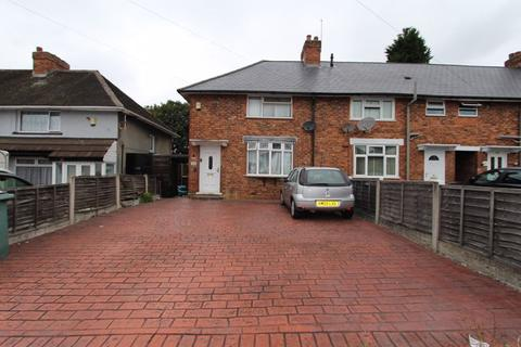 3 bedroom semi-detached house to rent - Flaxhall Street, Walsall