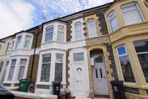 3 bedroom terraced house for sale - Alexandra Road, Cardiff