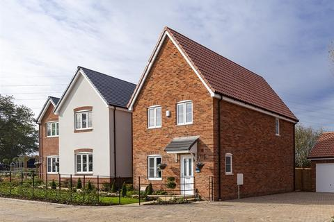 3 bedroom house for sale - Plot 002, The Pinewood at Roundhouse Gate, Primrose Close  NR4