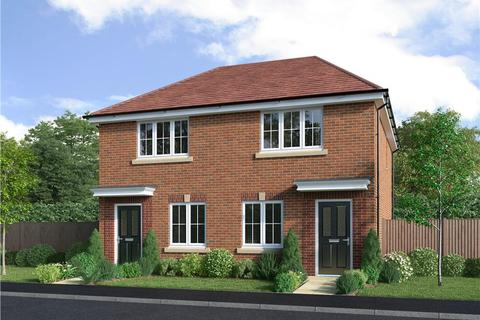 2 bedroom semi-detached house for sale - Plot 347, The Fairmont at Collingwood Grange, Norham Road NE29