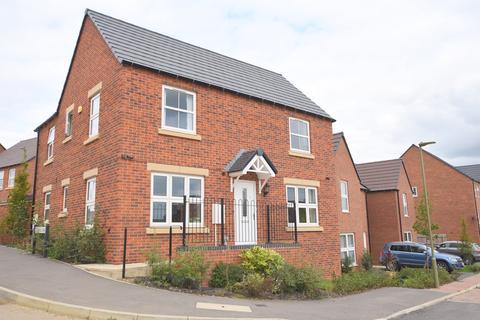 4 bedroom detached house for sale - Hearn Drive, Banbury, Banbury, OX16