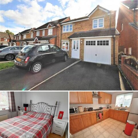 3 bedroom detached house for sale - Southside Gardens, South Hylton