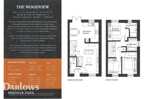 3 bedroom semi-detached house for sale - St. Tydfil's Grove, Merthyr Tydfil
