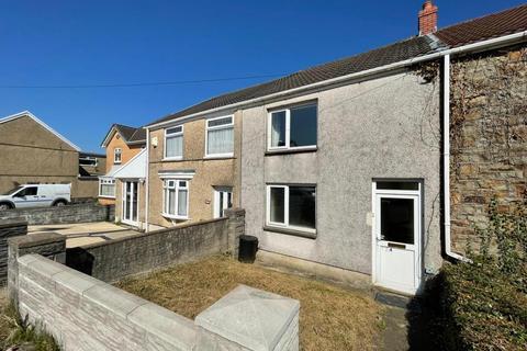 2 bedroom terraced house to rent - Swansea Road,Waunarlwydd,Swansea