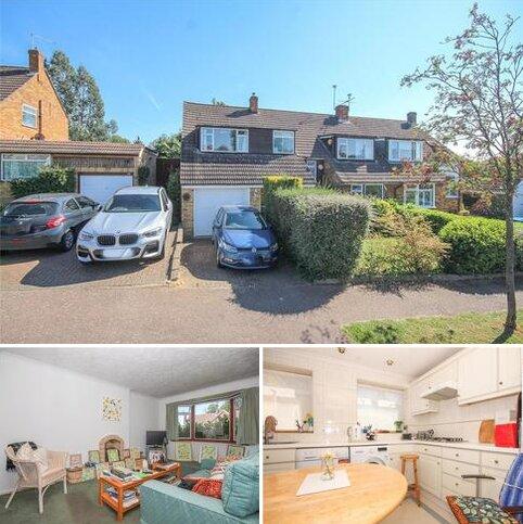 4 bedroom semi-detached house for sale - Warren Way, Digswell, Hertfordshire