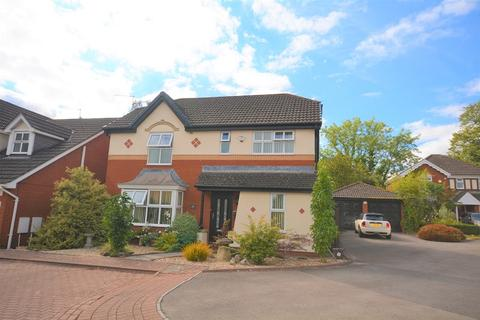 4 bedroom detached house for sale - Gould Close, Old St. Mellons, Cardiff. CF3