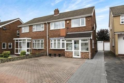 3 bedroom semi-detached house to rent - Hundred Acre Road, Sutton Coldfield B74