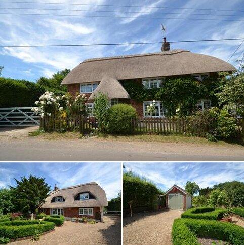 4 bedroom detached house for sale - Alderholt