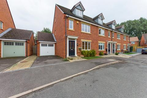 4 bedroom townhouse for sale - Candler Drive, Stone, ST15