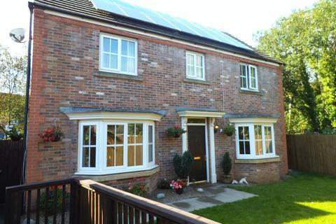 4 bedroom detached house for sale - Ffordd yr Afon, Brynmenyn, Bridgend CF32