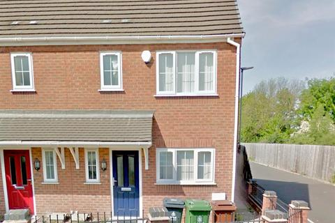 3 bedroom semi-detached house to rent - 51B Willenhall Street, Wednesbury, West Midlands